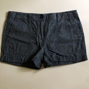Loft Outlet Chambray Shorts